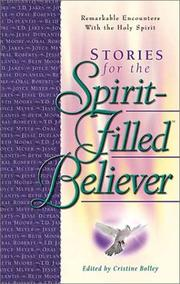 Cover of: Stories for the Spirit-Filled Believer
