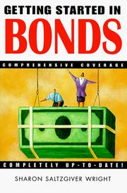 Cover of: Getting started in bonds