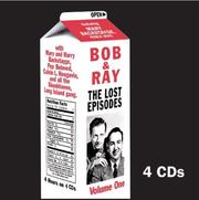 Cover of: Bob & Ray the Lost Episodes, Volume 1