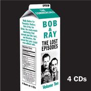 Cover of: Bob & Ray the Lost Episodes, Volume 2