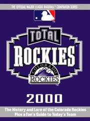 Total Rockies 2000 (Total Baseball Companions)