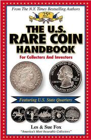 Cover of: The U.S. Rare Coin Handbook - Featuring State Quarters