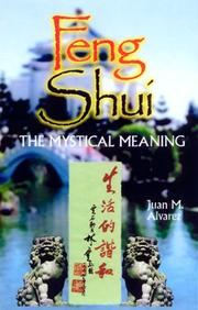 Cover of: Feng Shui, the Mystical Meaning
