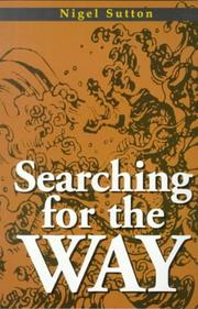 Cover of: Searching for the Way