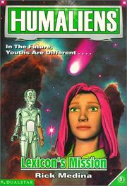 Cover of: Humaliens #1 - Lexicon