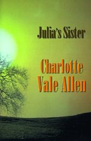 Cover of: Julia's Sister
