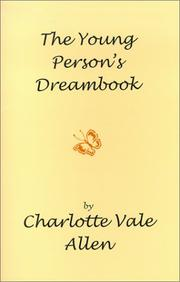 Cover of: The Young Person's Dreambook: An Abuse Workbook