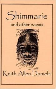 Cover of: Shimmarie & Other Poems