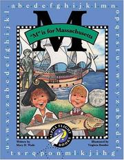 "Cover of: ""M"" is for Massachusetts"