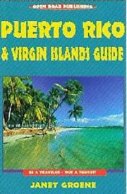 Cover of: Puerto Rico & Virgin Islands Guide