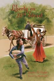 Cover of: Liberty on 23rd Street (Adventures in America) (Adventures in America) | Jacqueline B. Glasthal