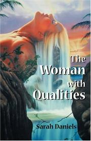 The Woman With Qualities by Sarah Daniels