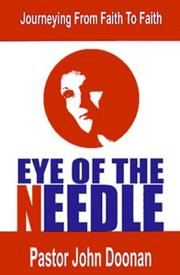 Cover of: Eye of the Needle
