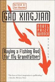 Cover of: Buying a Fishing Rod for My Grandfather: Stories