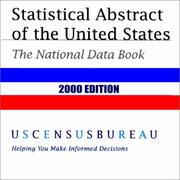 Statistical Abstract of the United States by United States. Bureau of the Census