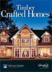 Cover of: Timber Crafted Homes