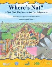 Cover of: Where's Nat? A Nat, Nat, the Natucket Cat Adventure