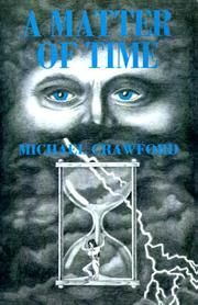 Cover of: A Matter Of Time | Michael Crawford