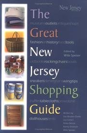 Cover of: The Great New Jersey Shopping Guide