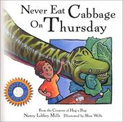 Cover of: Never Eat Cabbage on Thursday