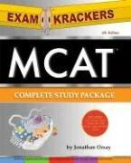 Cover of: MCAT Complete Study Package, Sixth Edition (Exam Krackers) (Exam Krackers) | Jonathan Orsay