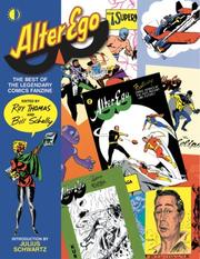 Cover of: Alter Ego | Roy Thomas