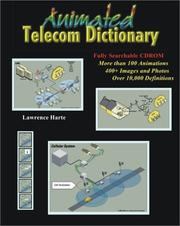 Cover of: Animated Telecom Dictionary (with CD)