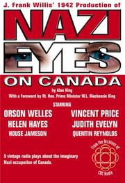 Cover of: Nazi Eyes on Canada