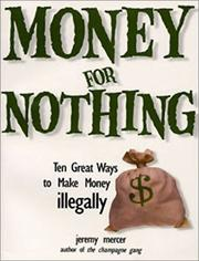 Money for nothing by Jeremy Mercer