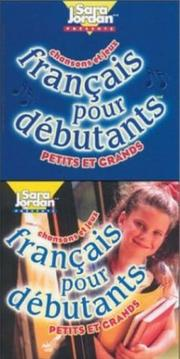 Cover of: Francais pour debutants/Book and Audio CD (Beginner level) (Songs That Teach French)