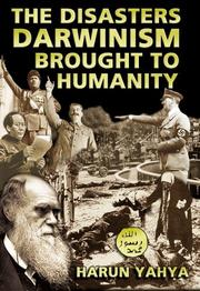 Cover of: Disasters Darwinism Brought to Humanity