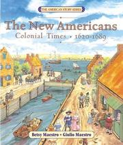 Cover of: The New Americans: Colonial Times
