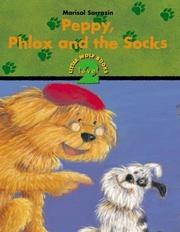 Cover of: Peppy, Phlox and the Socks (Little Wolf Series) | Marisol Sarrazin