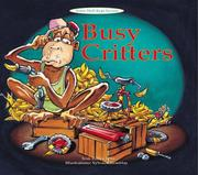 Cover of: Busy Critters (Some Well-kept Secrets)