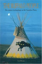 Cover of: The Buffalo People | Liz Bryan