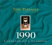 Cover of: Time Passages 1990 Yearbook | Champlain Graphics