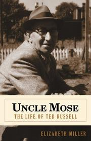 Uncle Mose by Elizabeth Miller