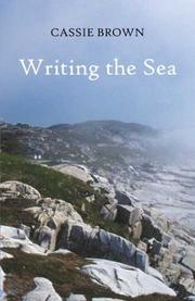 Writing the sea by Cassie Brown