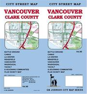 Cover of: Vancouver/Clark County (folded) | GM Johnson & Associates Ltd