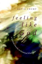 Cover of: Feeling Like God