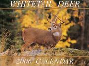 Cover of: Whitetail Deer 2006 Calendar