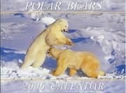 Cover of: Polar Bears