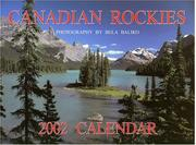 Cover of: Canadian Rockies (Spirit Island) 2002 Coil Calendar