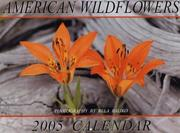Cover of: American Wildflowers |