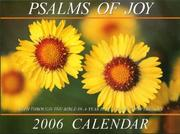 Cover of: Psalms of Joy