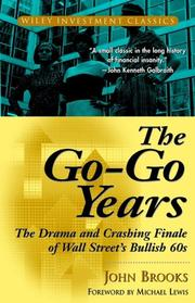 The go-go years by Brooks, John