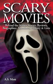 Cover of: Scary Movies | A. S. Mott