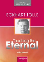 Cover of: Touching the Eternal - India Retreat