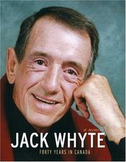 Cover of: Jack Whyte