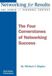 Cover of: The Four Cornerstones of Networking Success